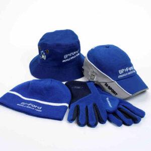 Hats Gloves, scarves set