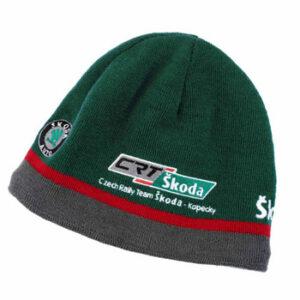 Knitted Ski Beanie Hats
