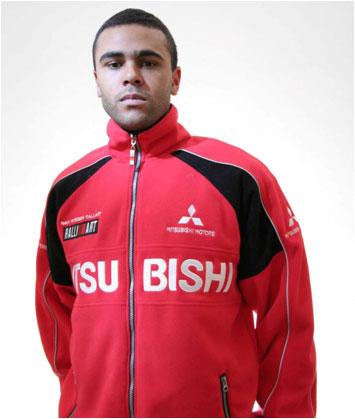 Mitsubishi Fleece jacket