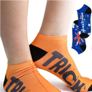 Sublimation Printed Foot Socks