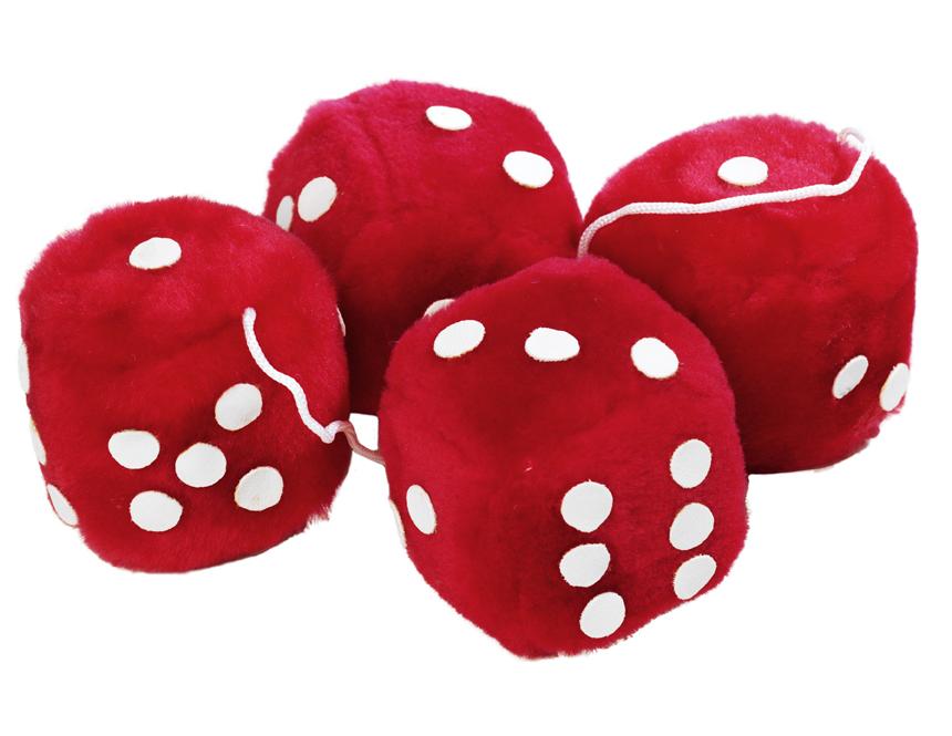 fur dice