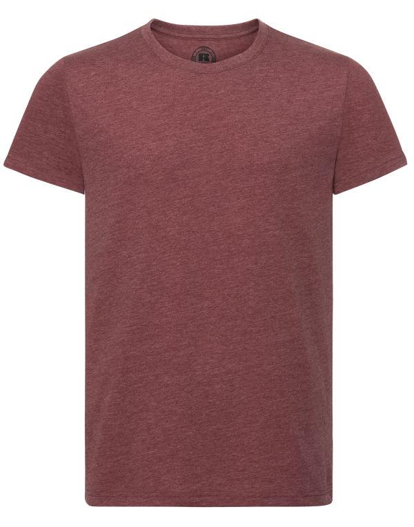 Men's Short Sleeved Round Neck T-Shirt