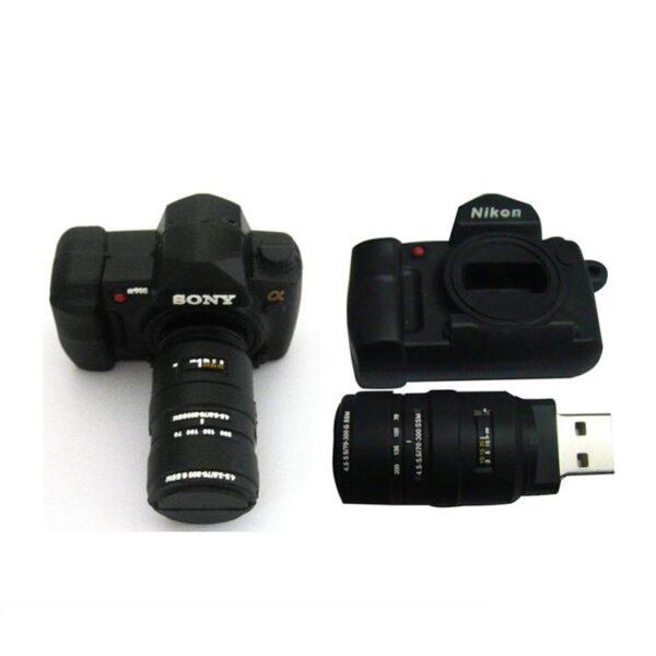 3D PVC USB Drive Camera