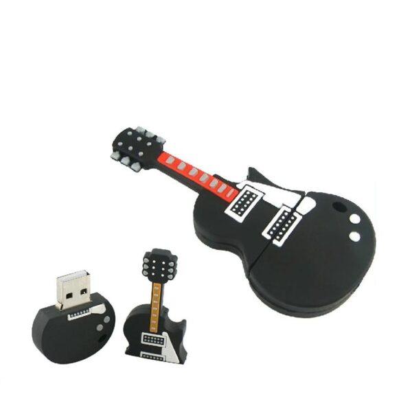 3D PVC USB Drive Guitar 1