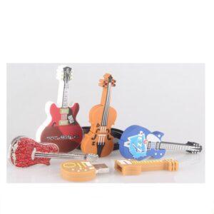 3D PVC USB Drive Guitar 2