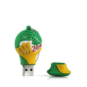 3D PVC USB Drive World Cup