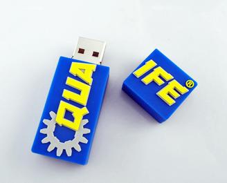 3D PVC USB designs