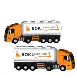 3D PVC Power Bank Truck Design