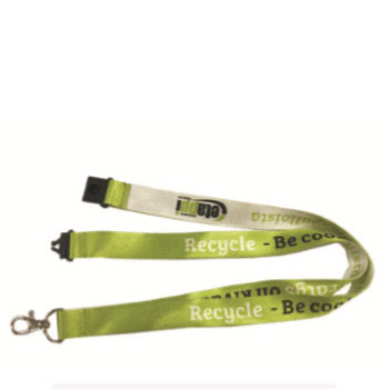 Eco Friendly RPET Lanyards