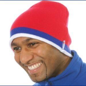 Knitted-Ski-Beanie Hats